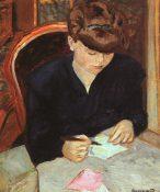 Bonnard The Letter