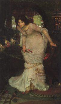 Lady (Waterhouse)