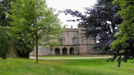 Arbury-Hall