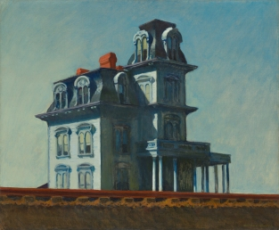 hopper-house
