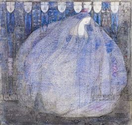 506px-The_Mysterious_Garden_(1911)_by_Margaret_Macdonald_Mackintosh