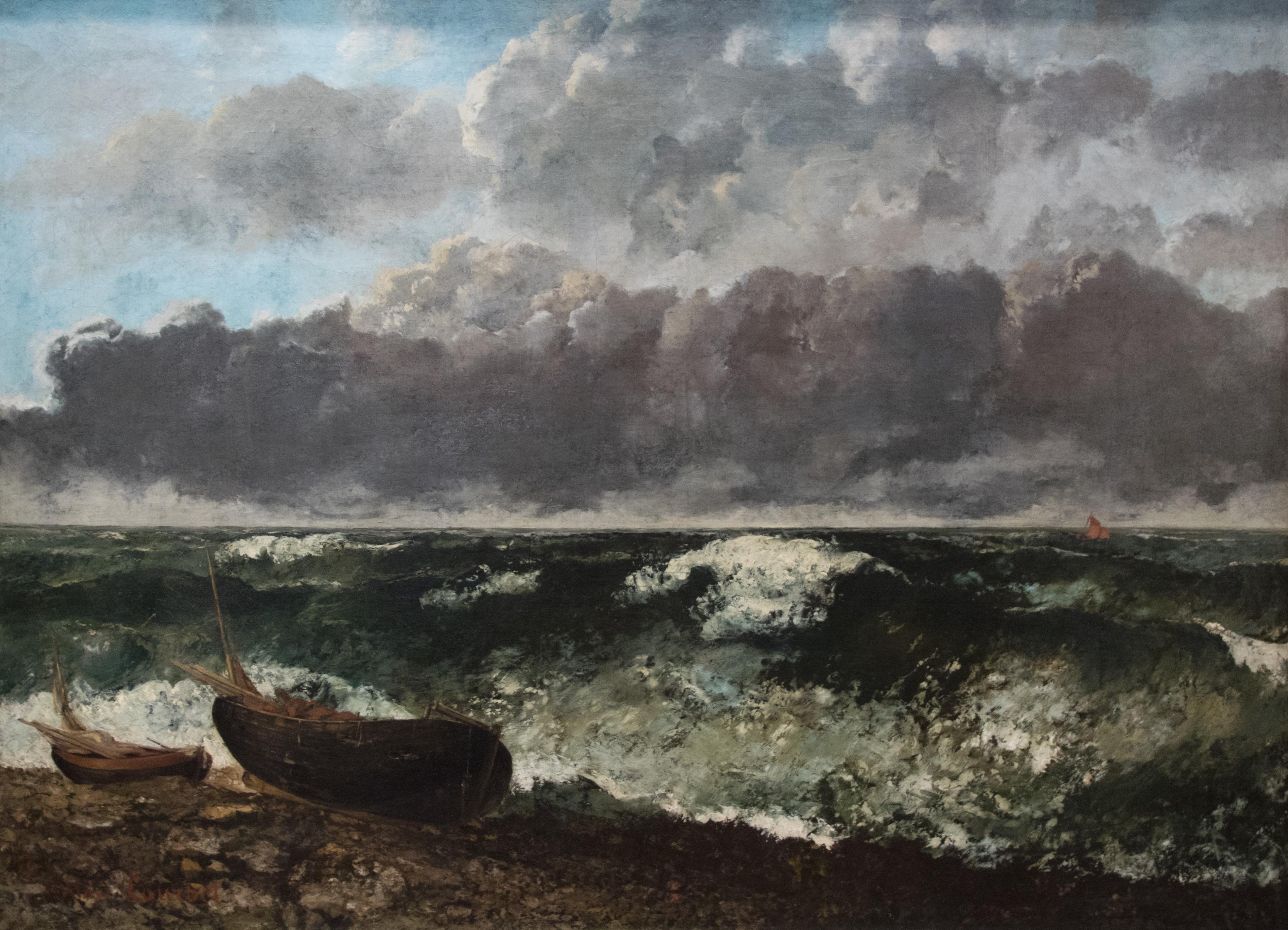 La_Mer_orageuse_-_Gustave_Courbet