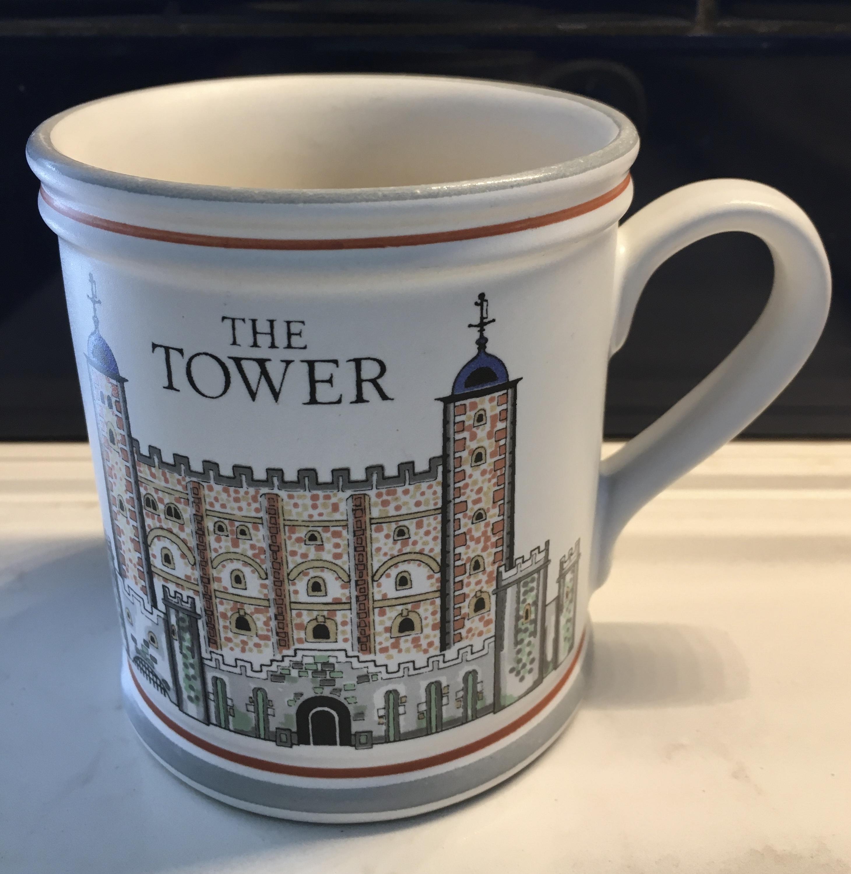 Tower Mug